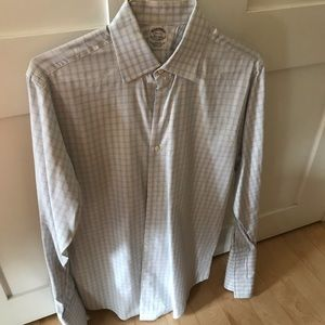 Brooks Brothers French Cuff Dress Shirt
